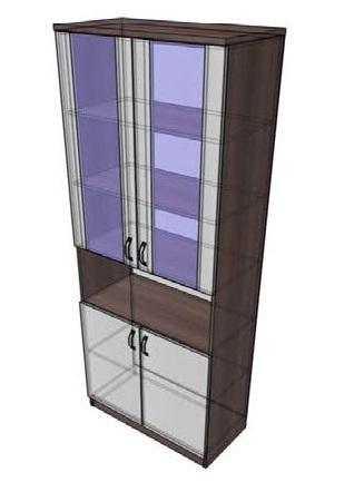 Шкаф для документов СД 2