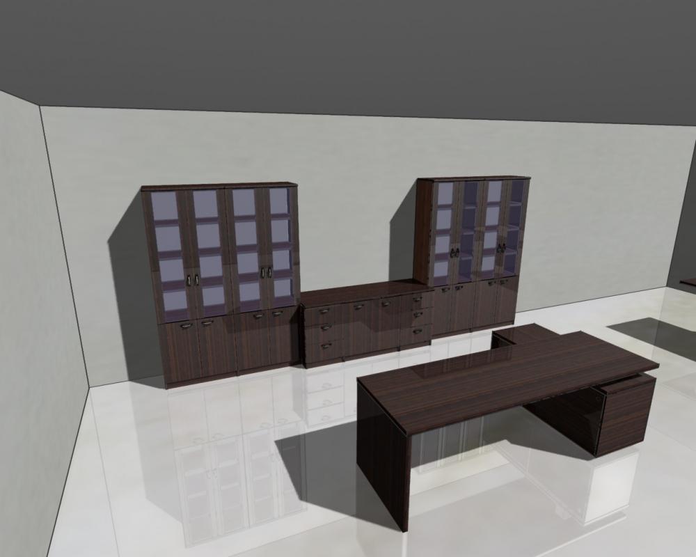 """Офисная мебель серии """"Консул"""""""